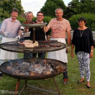 Barbecue Fête du village 2017 (1)