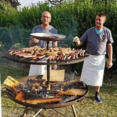 Barbecue Fête du village 2017 (2)