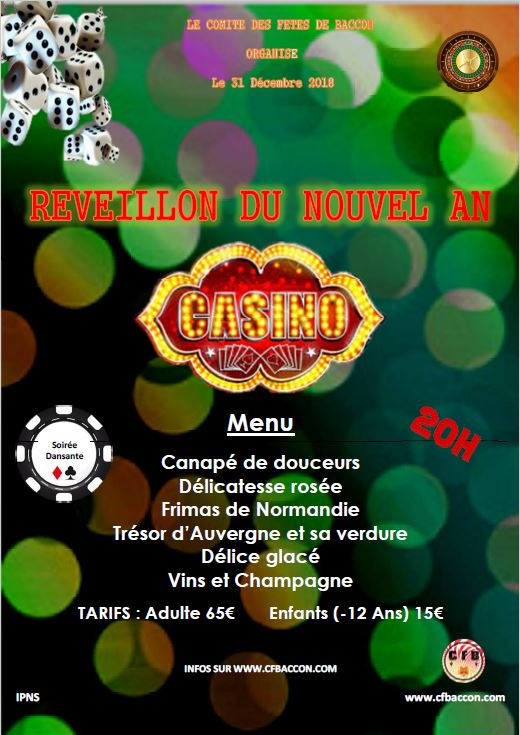 Reveillon Nouvel An