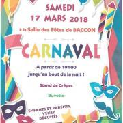 Affiche carnaval cfb